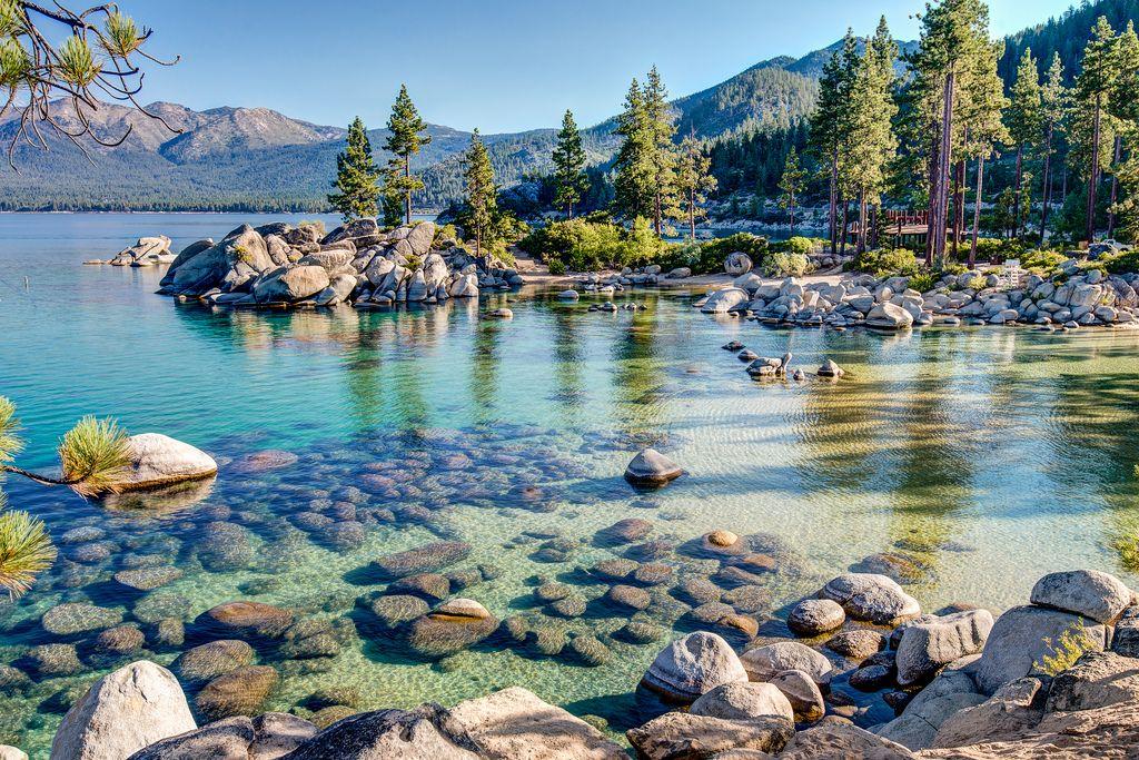 Mengunjungi Taman Kota Terindah di Nevada